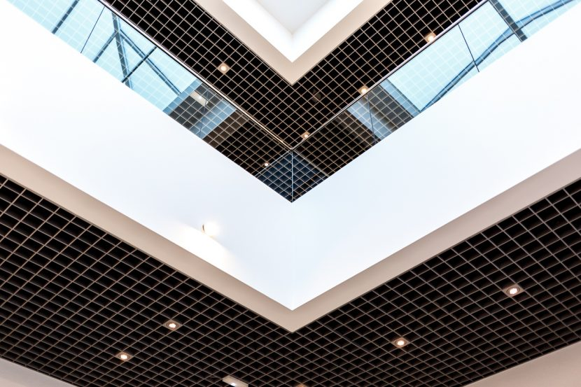 Fotografía de detalles de arquitectura